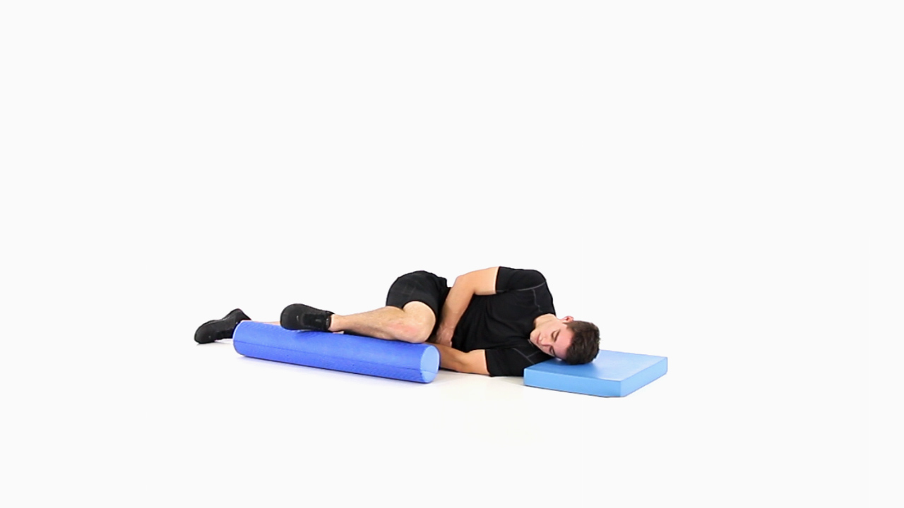 T Spine Rotation With Rib Grab Functional Movement Systems