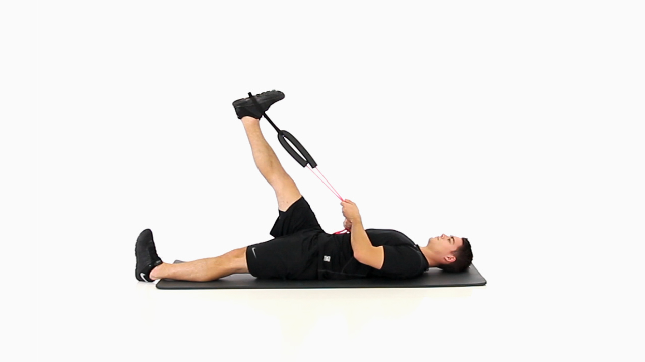 Assisted Single Leg Lowering Functional Movement Systems