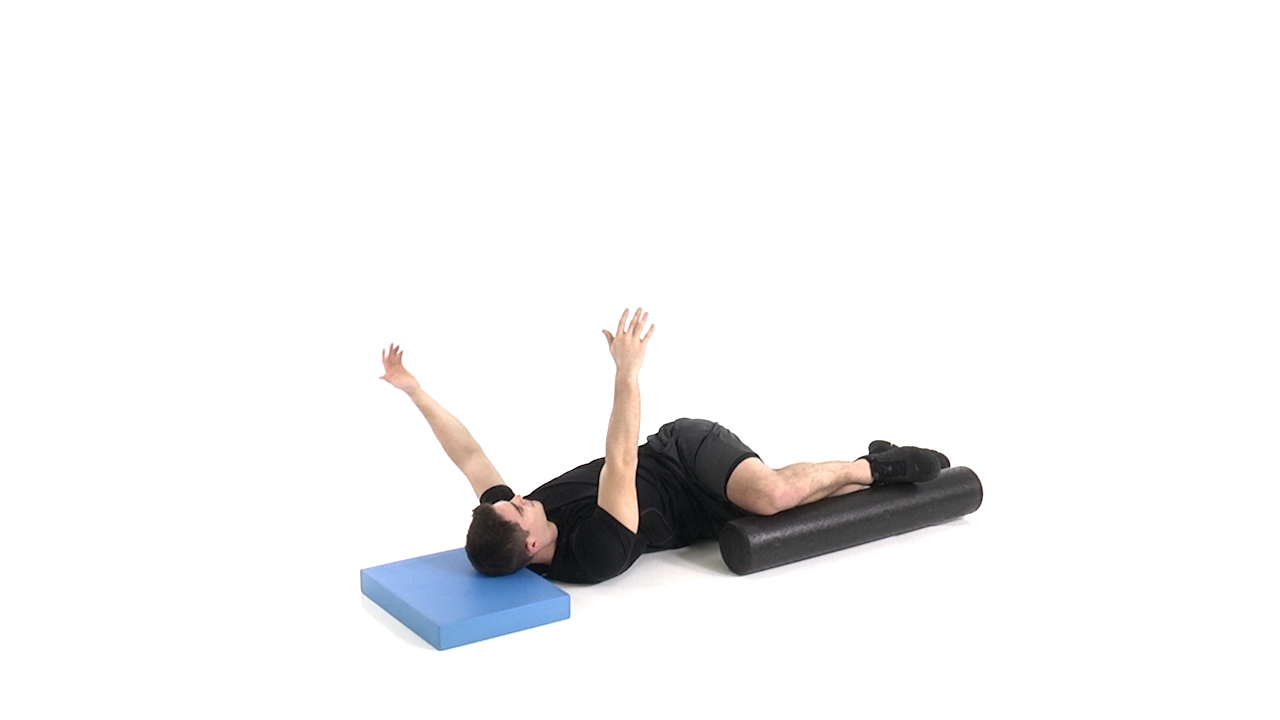 T Spine Rotation With Reach Functional Movement Systems