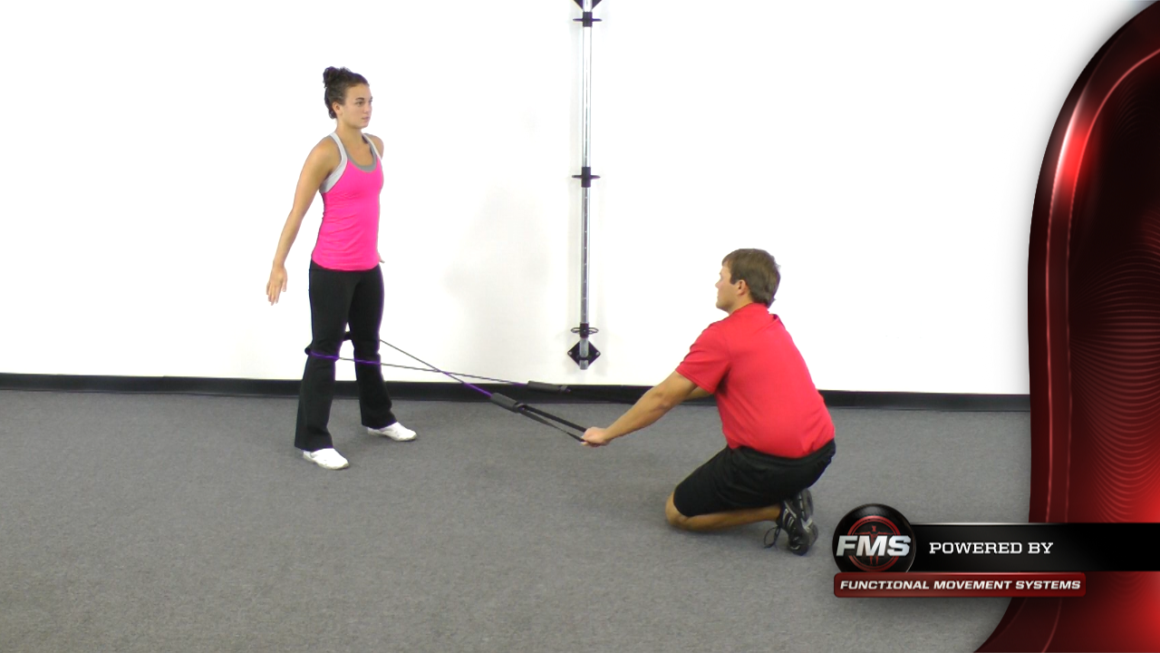 Deep Squat With Abduction With Fmt