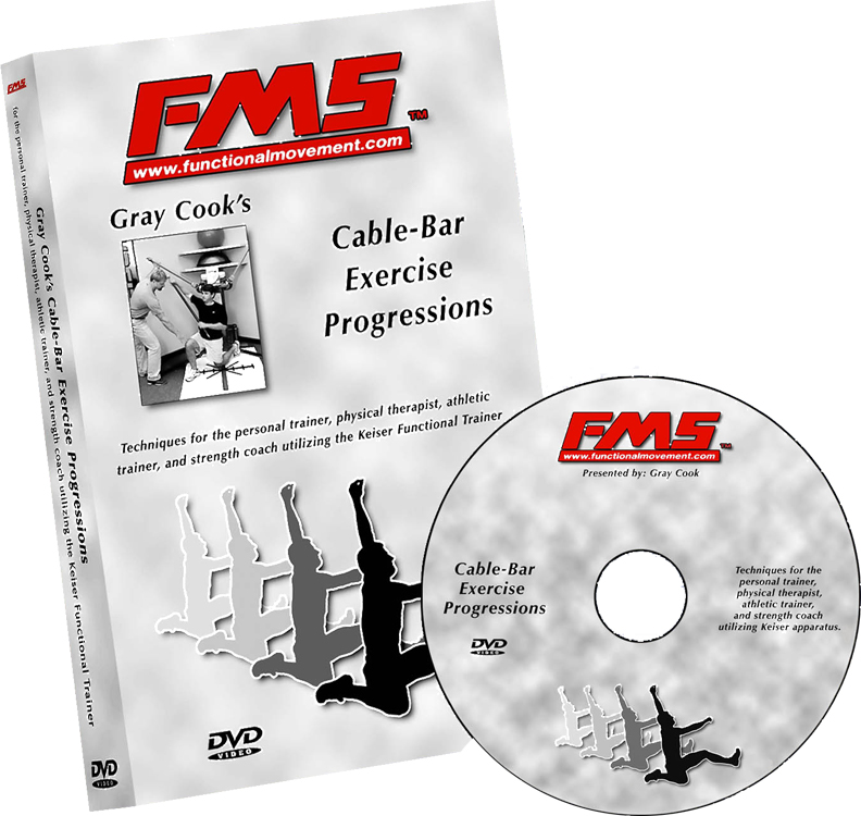 Gray Cook Cable Bar and DVD | Functional Movement Systems